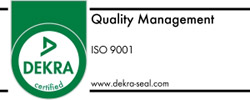 Dekra QM Certificate