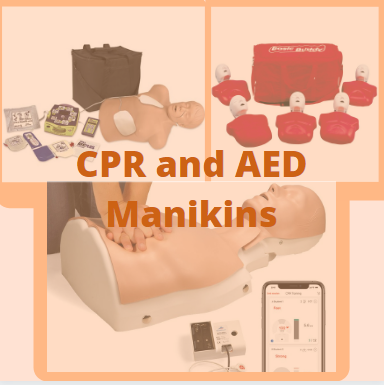 CPR and AED Manikins – Importance & Range of Manikin Kits