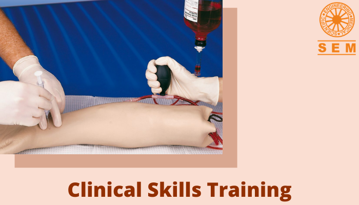 Clinical Skills Training – Development, Facilities & Training Centres