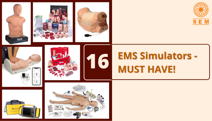 EMS Simulation Training for Clinical Skills Lab | 16 Best Simulators to Get